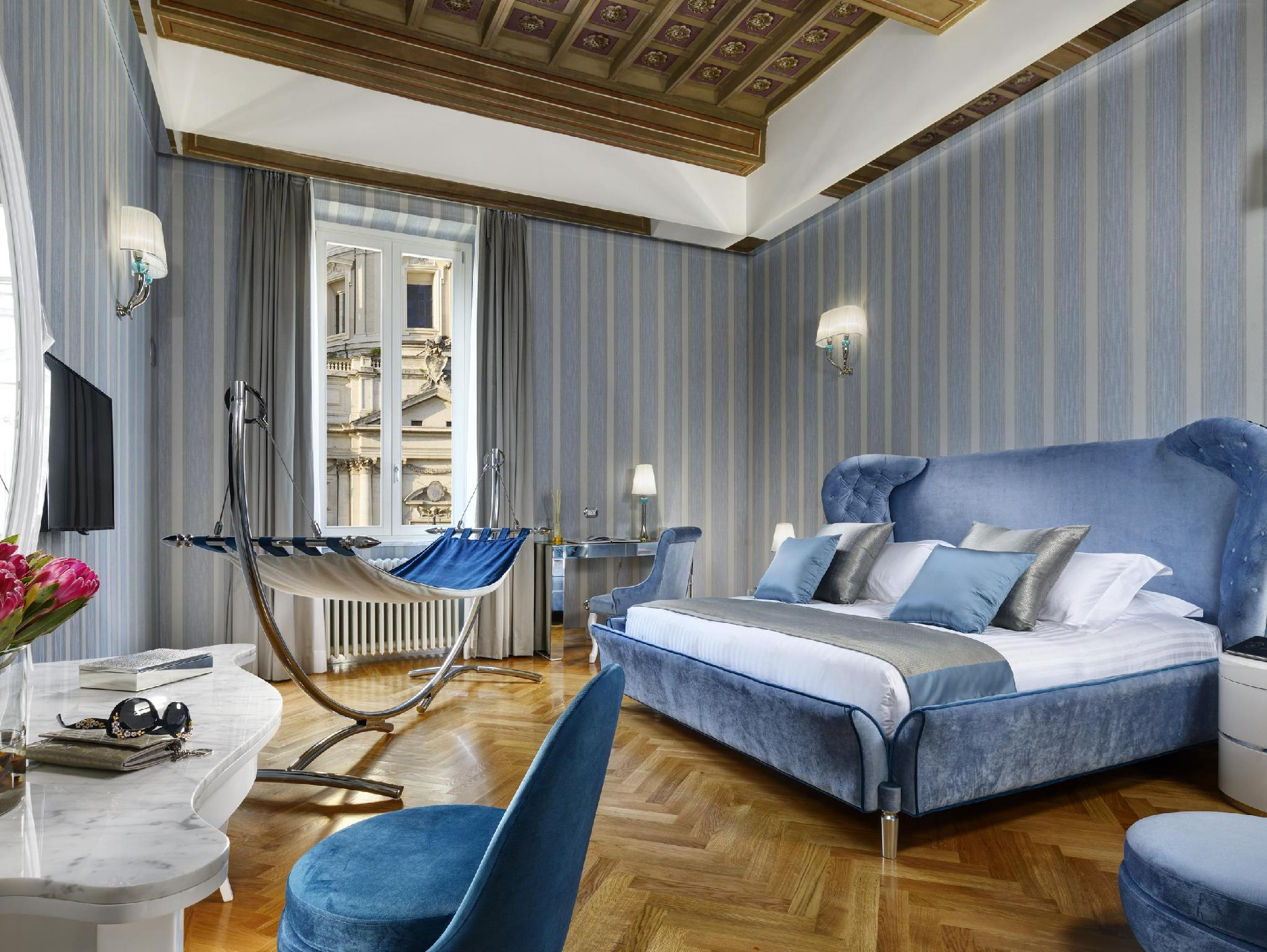 About Lifestyle Suites Rome