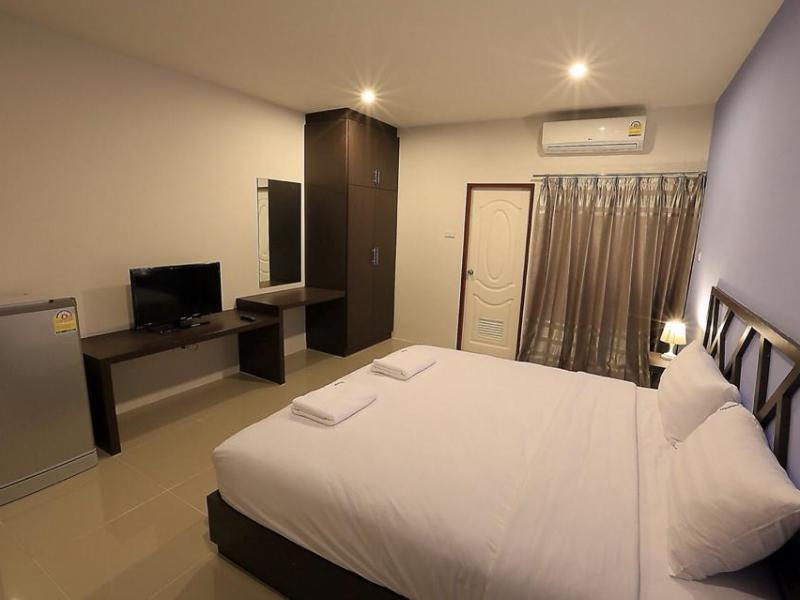 Somsamai Style Apartment,สมสมัยสไตล์ อพาร์ทเม้นท์