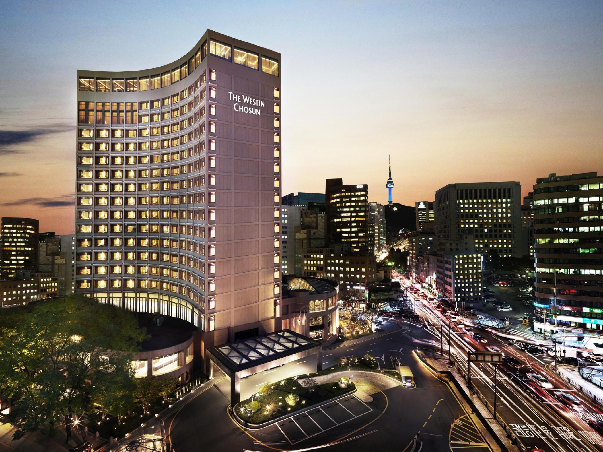 The Westin Chosun Seoul Seoul
