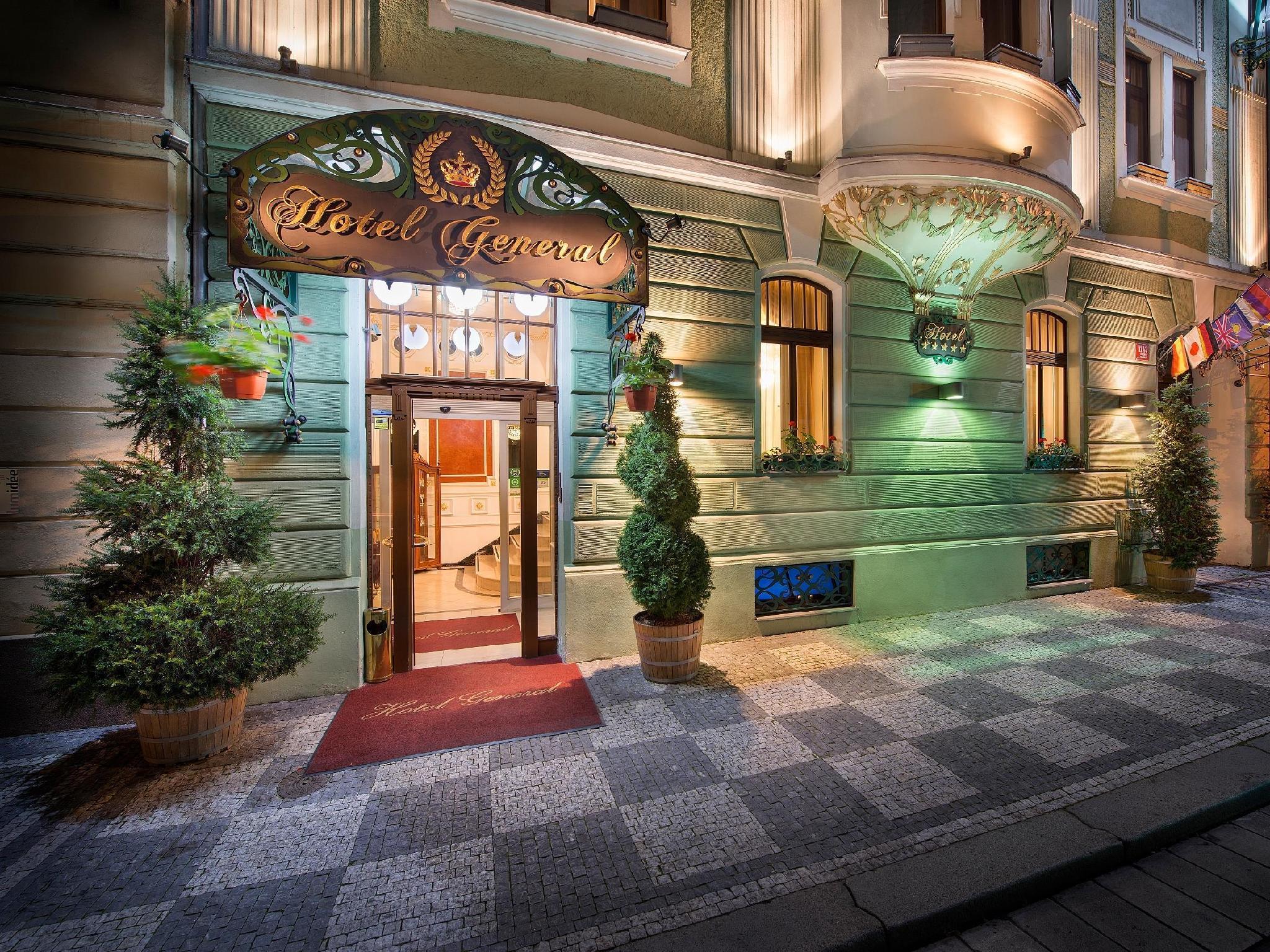 Hotel General Prague