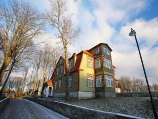 Ekesparre Residence Hotel Kuressaare - Hotellet udefra