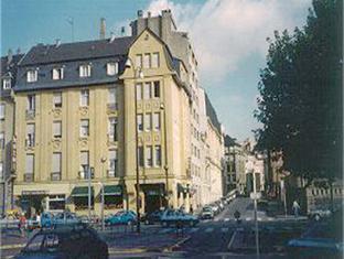 The Originals City, Hotel Moderne, Metz (Inter-Hotel)