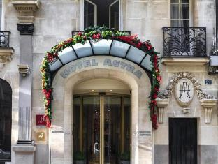 Hotel Astra Opera - Astotel Paris - Entrance