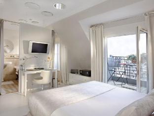 Hotel de Banville Parijs - Gastenkamer