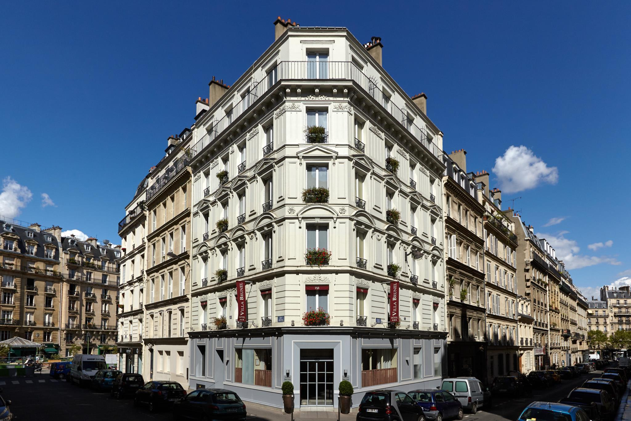 Hotel Villa Brunel Paris Booking