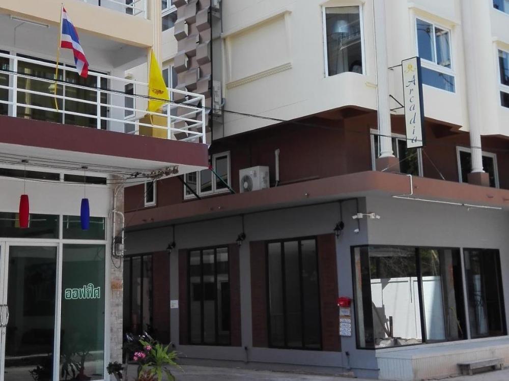 Arcadia Maephim Serviced Apartments