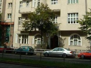 Hotelpension Margrit Berlin - notranjost hotela