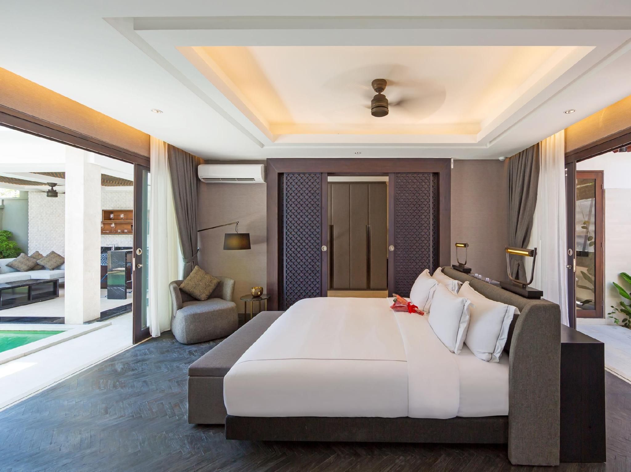 Hotel Prasana - Jalan Harjani No. 1, Banjar Kertha Lestari, Ungasan - Bali