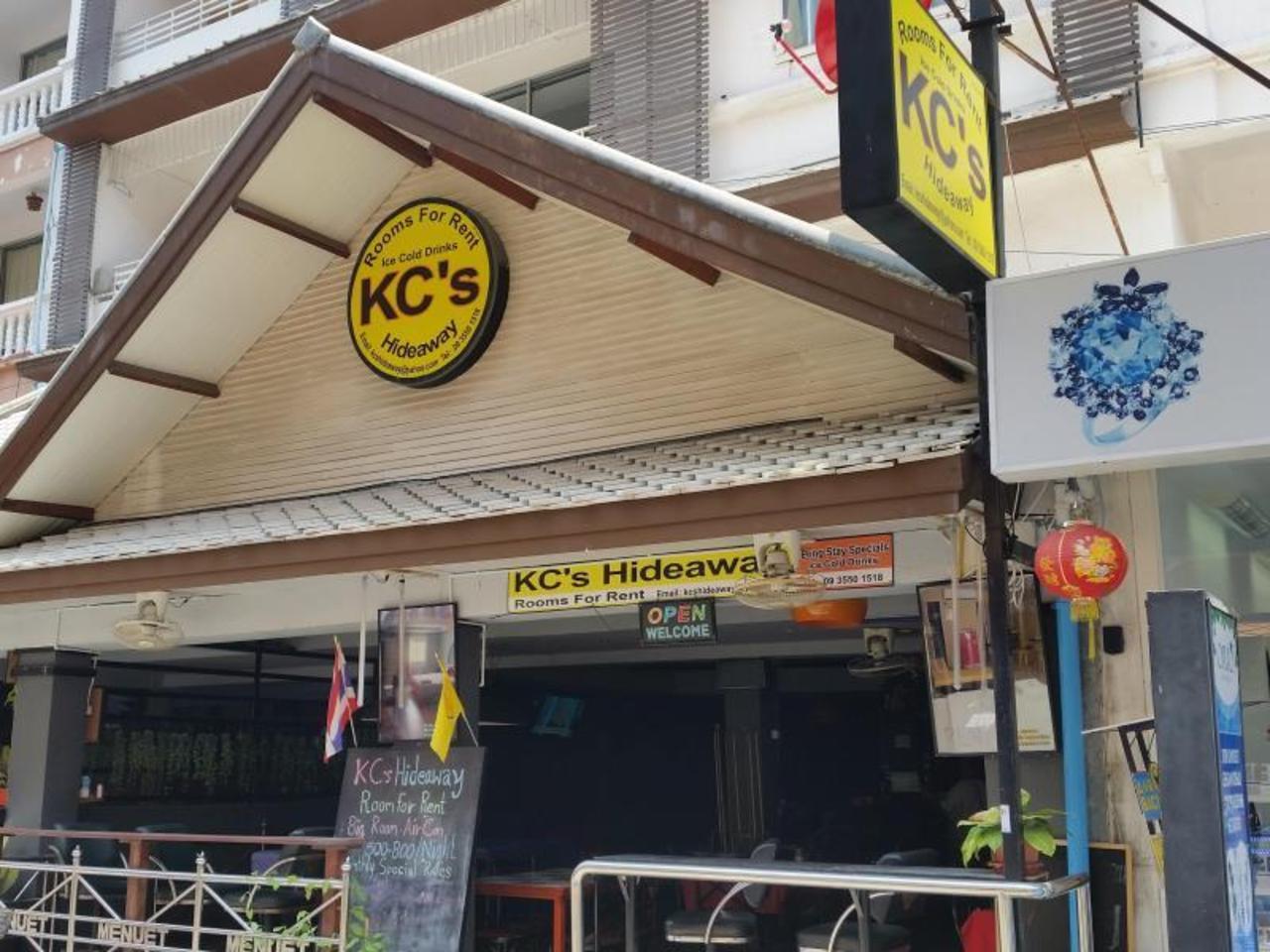 เคซี ไฮดะเวย์ เกสต์เฮาส์ (KCs Hideaway Guest House)