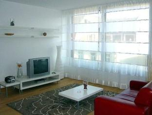 Inn Sight City Apartments Potsdamer Platz Berlin - Gostinjska soba