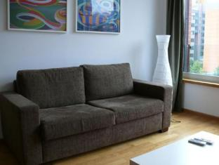 Pfefferbett Apartments Potsdamer Platz 베를린 - 게스트 룸