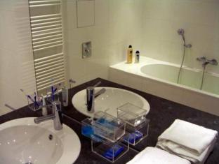 Pfefferbett Apartments Potsdamer Platz Berlin - Bathroom