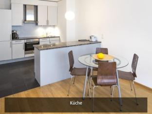 Pfefferbett Apartments Potsdamer Platz Berlin - Vendégszoba