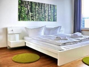 Pfefferbett Apartments Potsdamer Platz Берлін - Вітальня