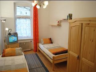CAB City Apartments Berlin Mitte Berlin - Guest Room