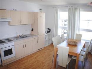 CAB City Apartments Berlin Mitte Берлін - Номер Люкс