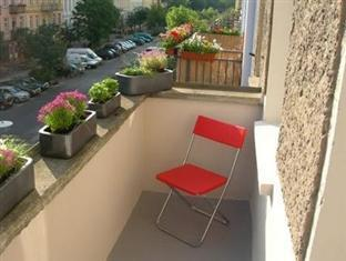 Brilliant Apartments Berlin - Balkon/Terrasse
