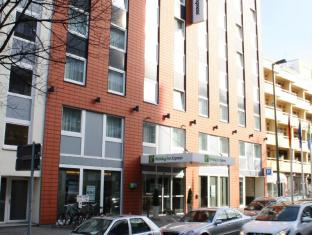 Holiday Inn Express Berlin City Centre West Berlin - Hotel Aussenansicht