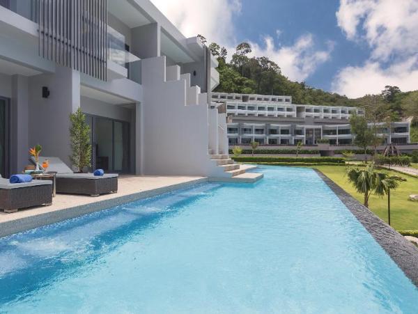 泰国普吉岛芭东湾山地水疗度假村(Patong Bay Hill Resort & Spa) 泰国旅游 第1张