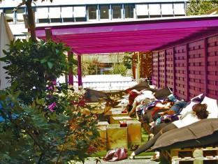 baxpax downtown Hostel/Hotel Berlin - Yard