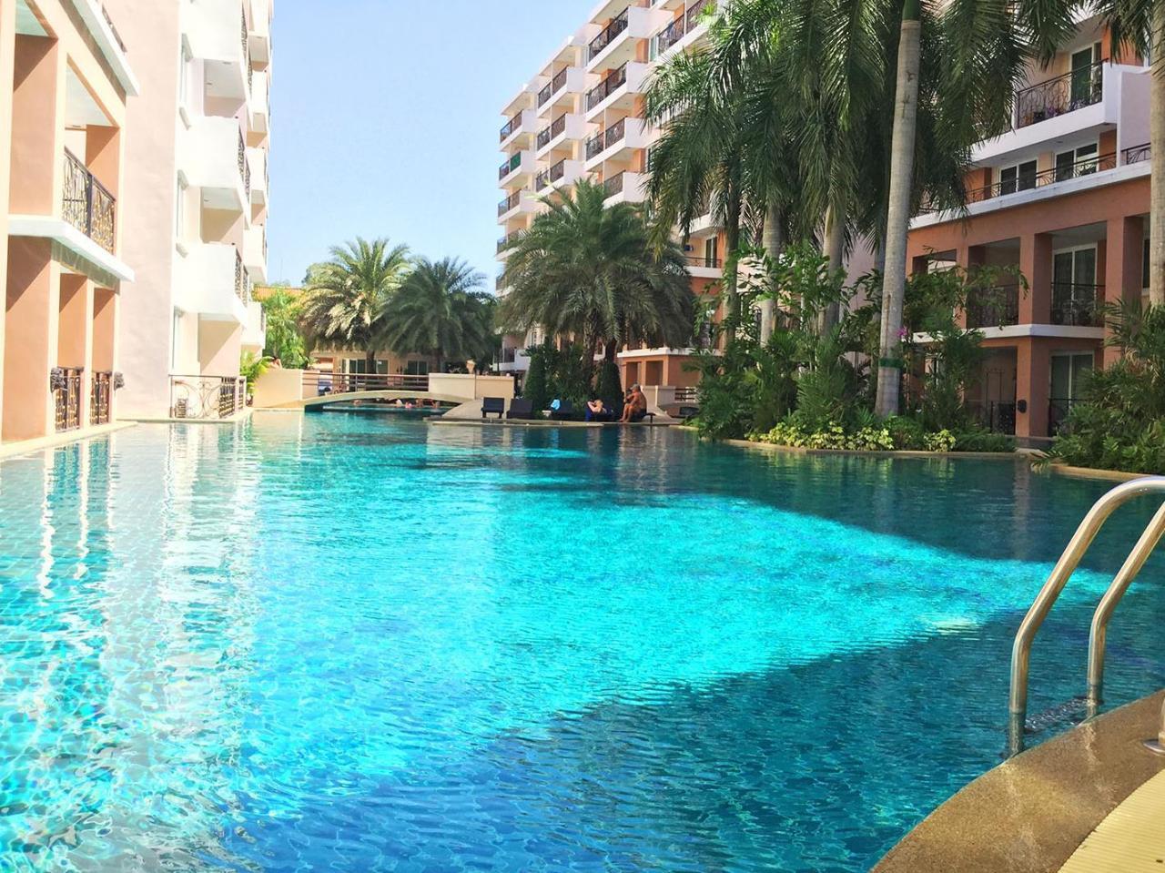 Paradise Park Jomtien by Pattaya Sunny REntals (Paradise Park Jomtien by Pattaya Sunny Rentals)