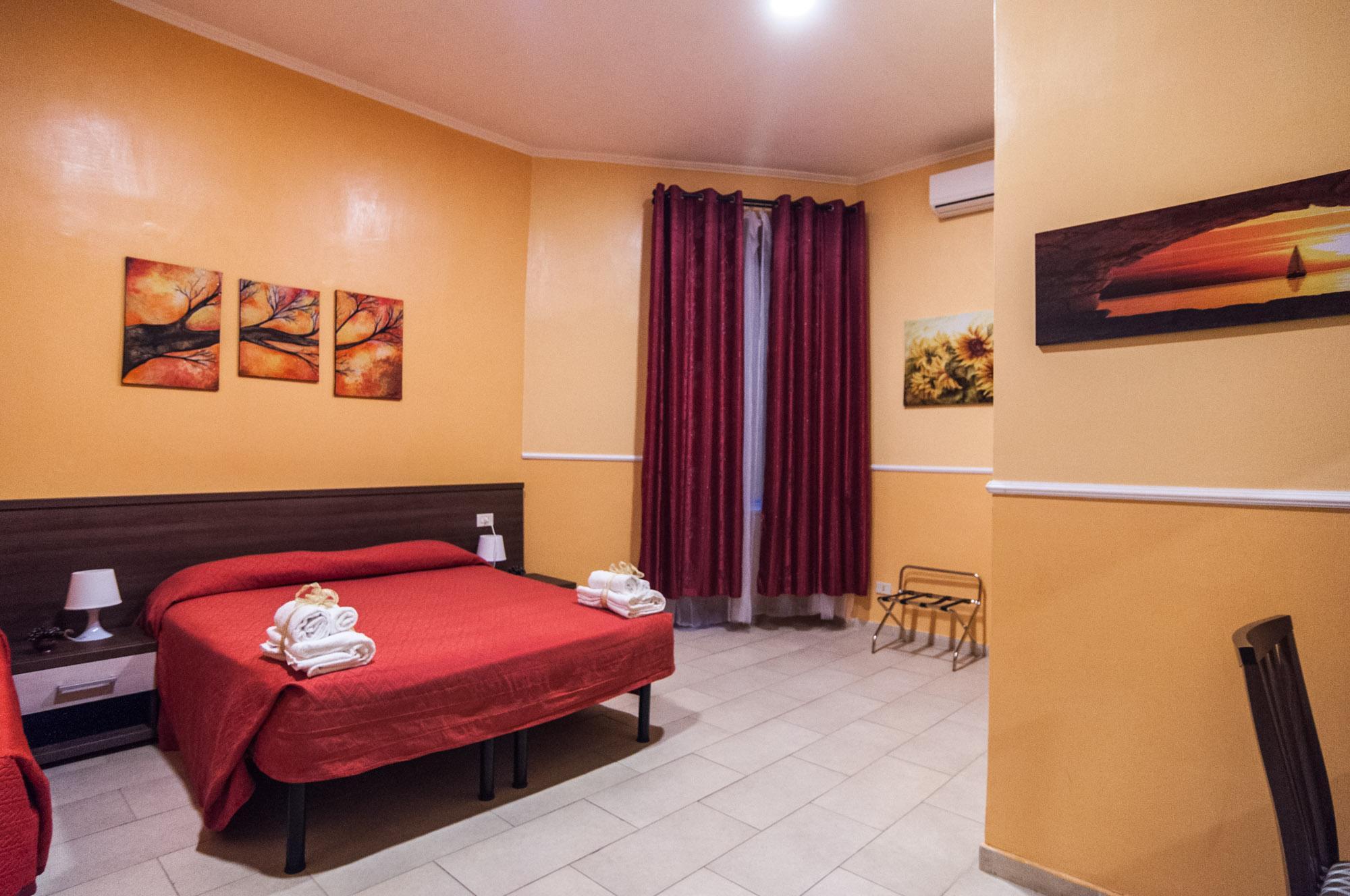 Hotel Leone – Rome 1