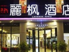 Lavande Hotel Rizhao Haiqu East Road, Rizhao