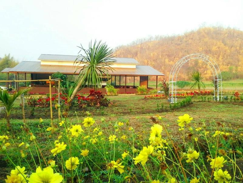 โรงแรมท่ากระดาน แวลเลย์ - Taakradan Valley Hotel
