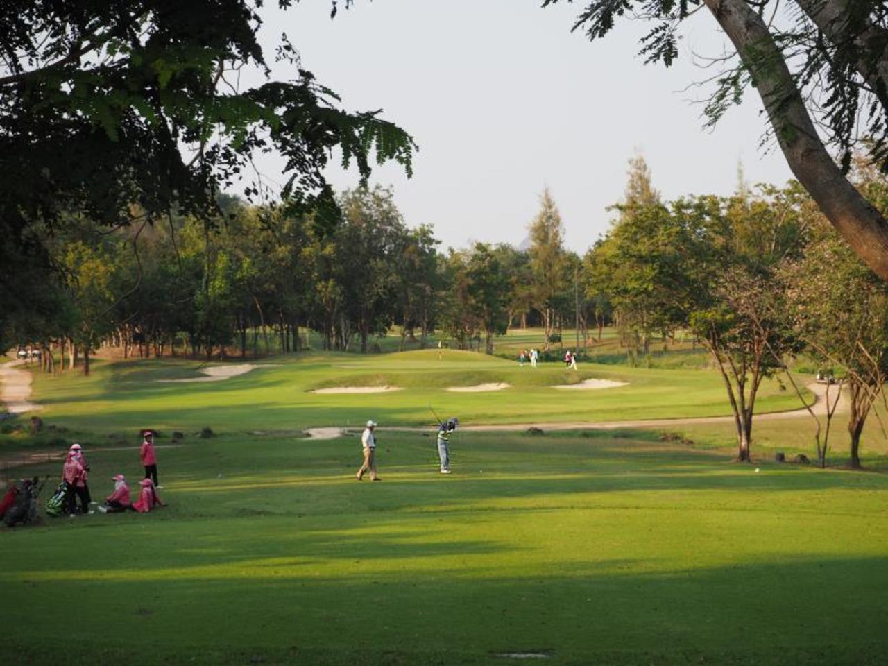 สว่าง รีสอร์ต กอล์ฟ คลับ แอนด์ โฮเต็ล (Sawang Resort Golf Club and Hotel)