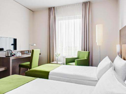 Best guest rating in Mainz ➦ Hilton Mainz Hotel takes PayPal