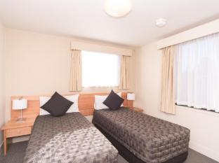 The Old Woolstore Apartment Hotel Hobart - Two Bedroom Apartment - 2nd bedroom