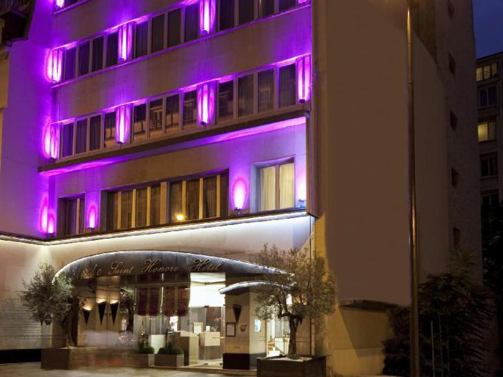 Etoile St Honore Champs Elysees Hotel photo 1