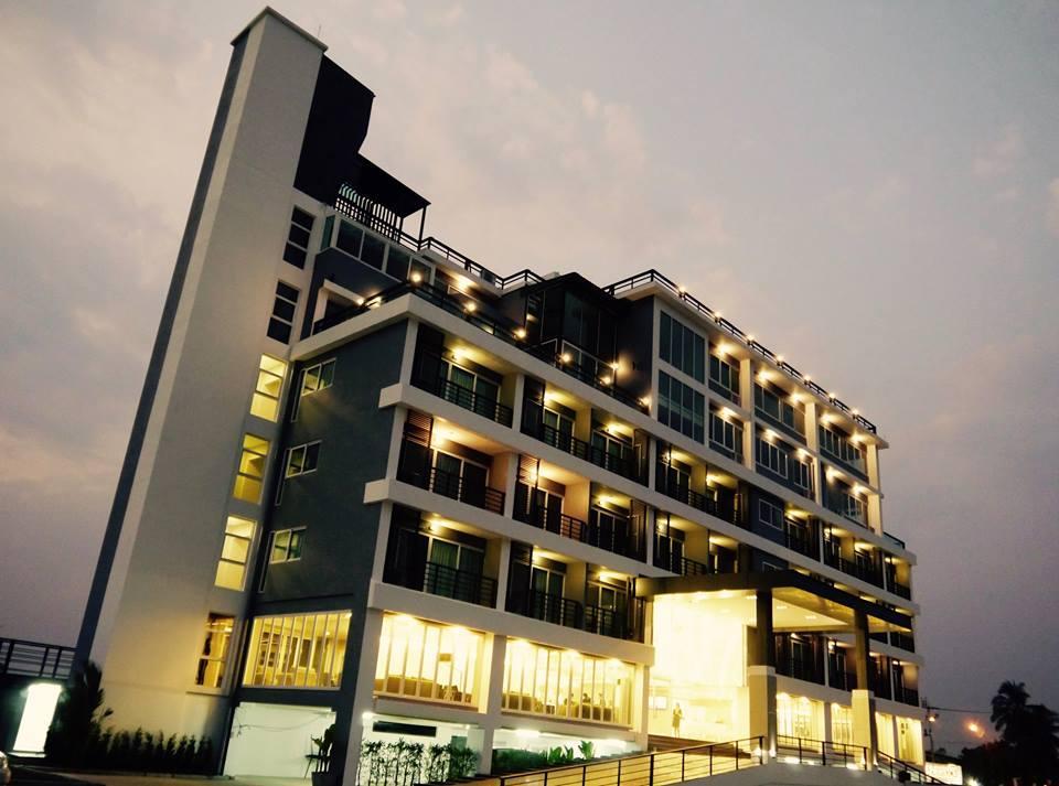 โรงแรมเอสอาร์ เรสซิเดนซ์