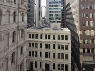 Metro Apartments on Bank Place Melbourne - View