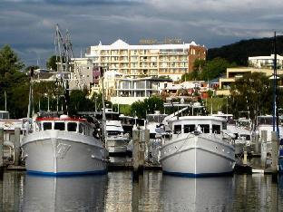 Marina Resort PayPal Hotel Port Stephens