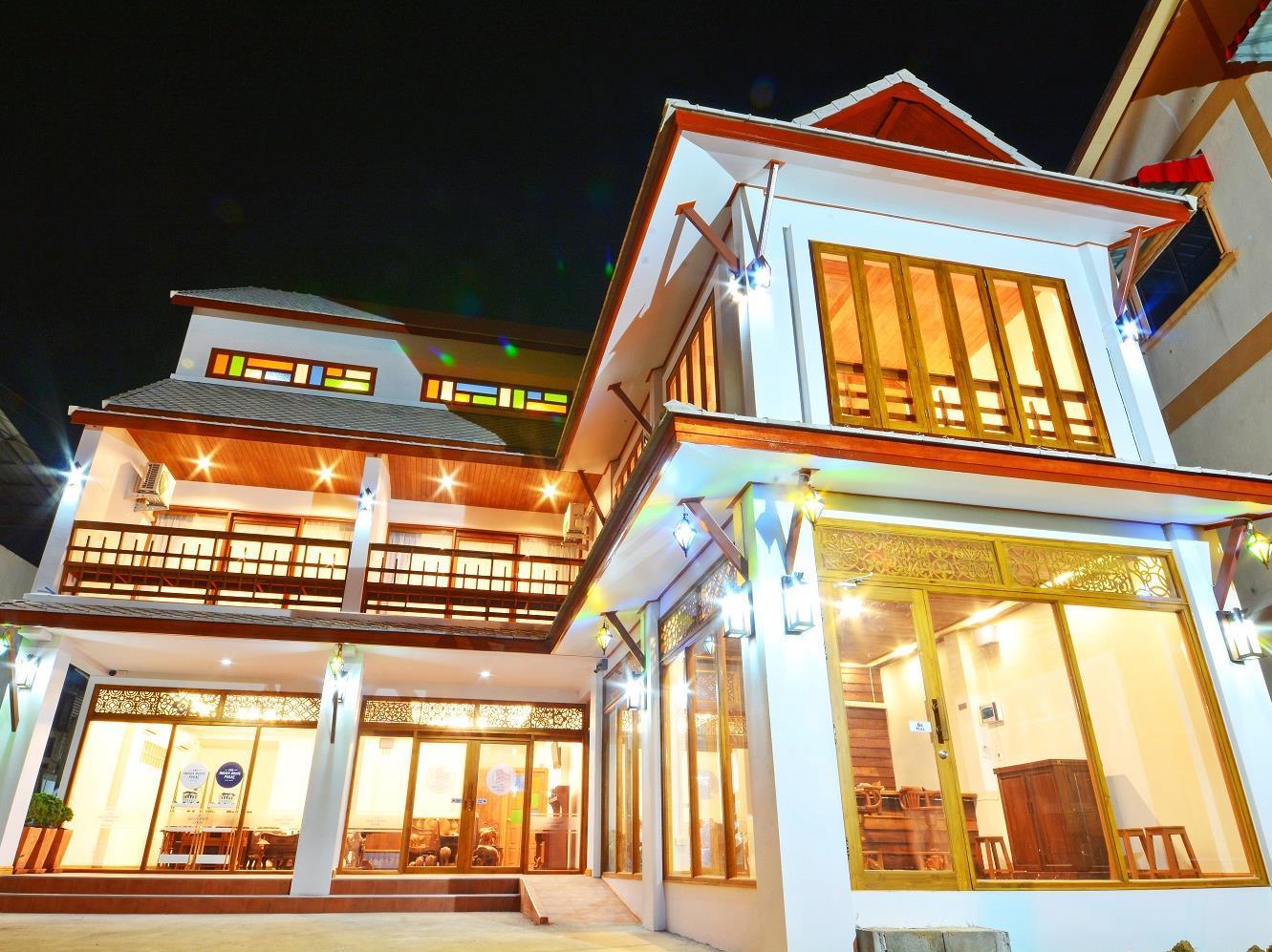 英迪格旅馆-帕府,ดิ อินดิโก้ เฮ้าส์ แพร่