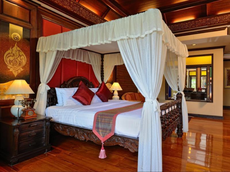 Sirilanna Chiang Mai Hotel1