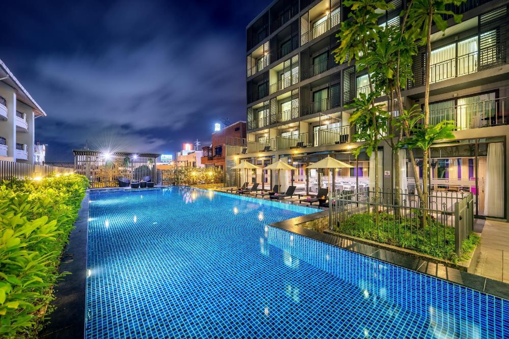 PLAAI Prime Hotel Rayong (Formerly D Varee Diva Central Rayong)