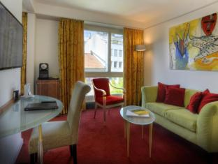 The New Midi Hotel Geneva - Guest Room