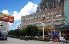 GreenTree Inn Guilin Lingui JinShan Square JinShui Road Express Hotel, Guilin