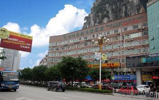 Greentree Inn Guilin Lingui Jinshan Square Jinshui Road Express Hotel