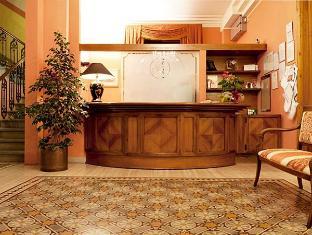 ホテル サボイア&サンパーナ モンテカティーニテルメ - フロント