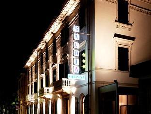 ホテル サボイア&サンパーナ モンテカティーニテルメ - ホテルの外観