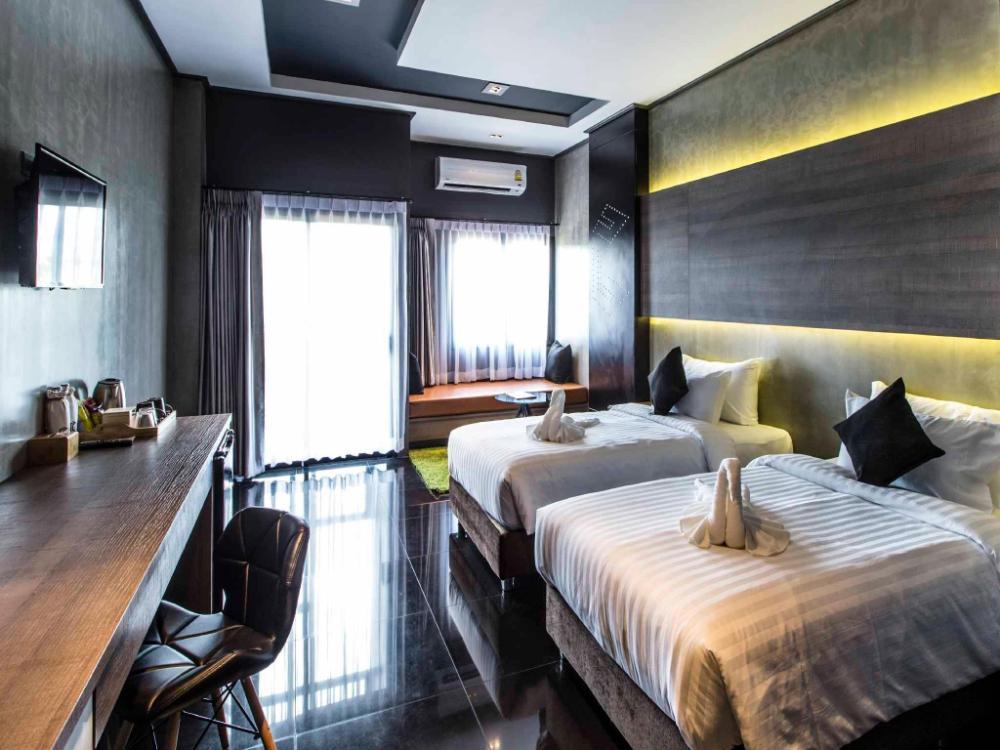 Cresco Hotel - Buriram