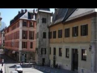 The Originals Boutique, Hotel des Princes, Chambery (Inter-Hotel)