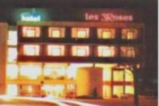 Inter-Hôtel Les Trois Roses