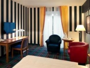 Gruenau Hotel Берлін - Вітальня