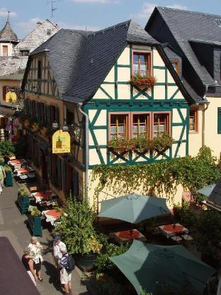 Historisches Weinhotel Zum Grünen Kranz PayPal Hotel Rudesheim am Rhein