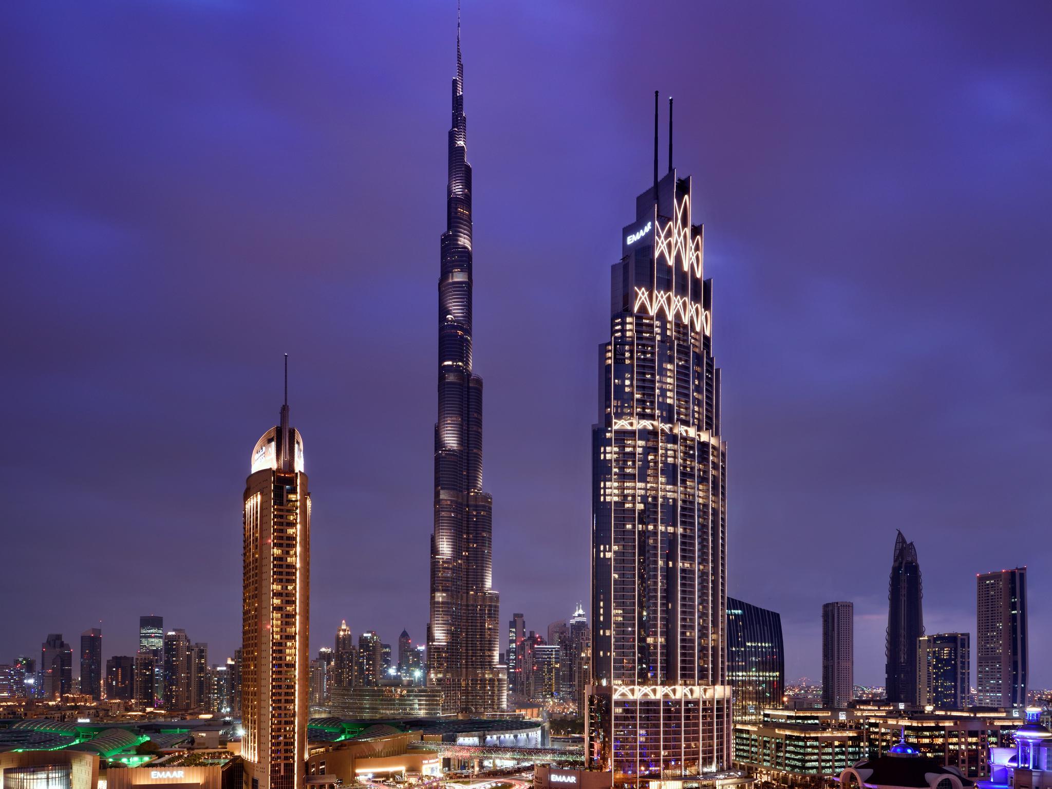 Address Boulevard – Dubai 1