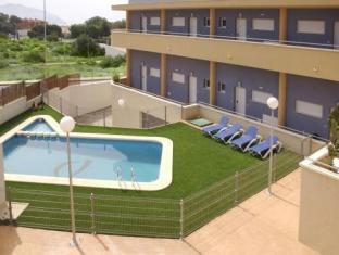 Apartamentos Turisiticos Costamar Isla Plana - Swimming Pool